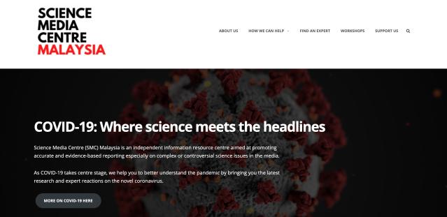 Science Media Centre Malaysia